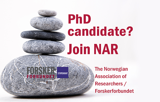 PhD candidate? Join NAR!