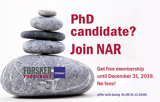 PhD Candidate / Research Fellow - Forskerforbundet